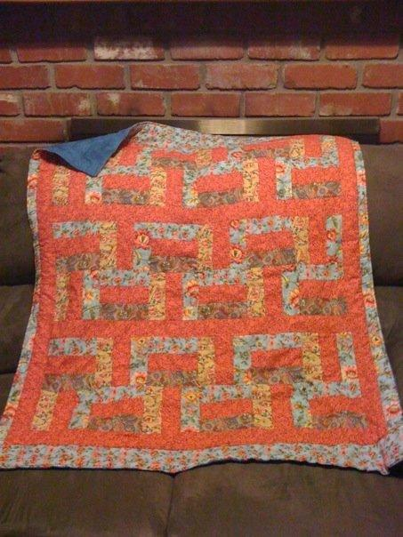 Rail Fence Quilt Pattern: - Great Home Improvements - Home