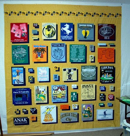 Easy T Shirt Quilt Pattern Free Cafca Info For